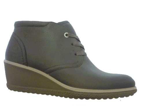 hoge schoen van  ECCO artikel: 24360302072 camilla coffee
