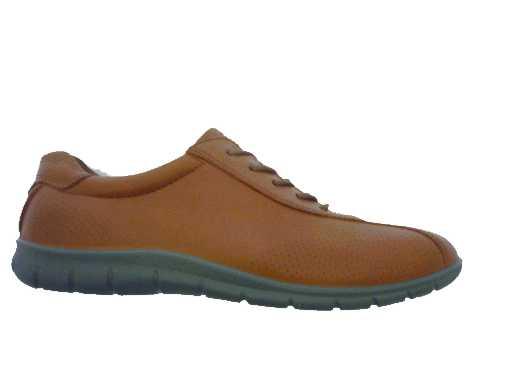 lage schoen van  ECCO artikel: 21020301195 babett mahogany
