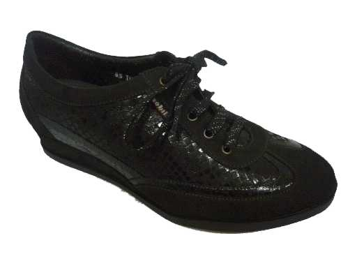 schoen van  MEPHISTO artikel: P5115948 virina black