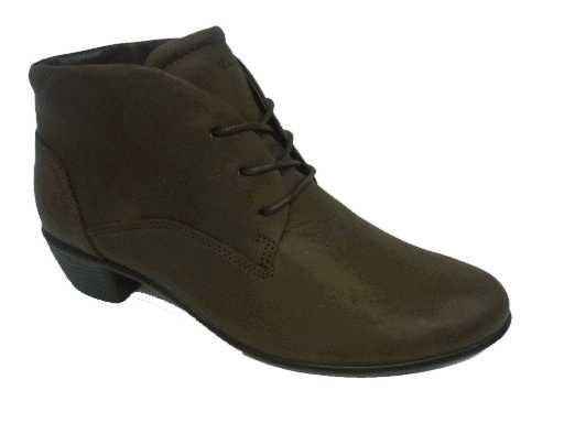hoge schoen van  ECCO artikel: 26405302072 touch 35 coffee starbuck