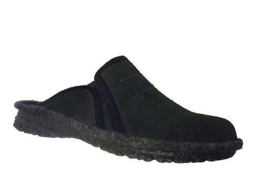 pantoffel stof van  romika artikel: 1404909100 zwart