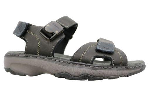 sandaal van  CLARKS artikel: 261176667 raffe sun black G