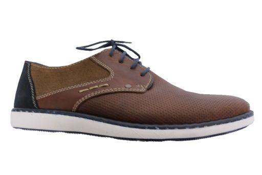 schoen van  rieker artikel: 1782425 marron