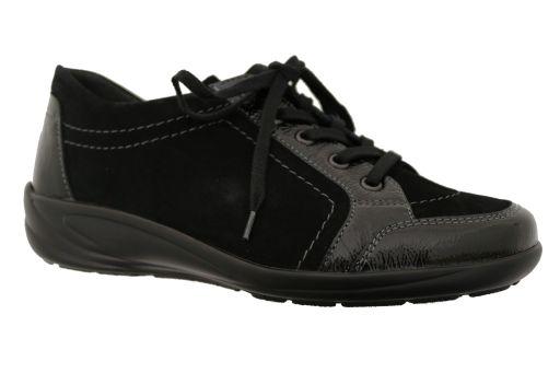 schoen van  semler artikel: b6025511001 zwart H