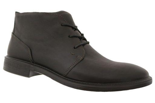 hoge schoen van  ECCO artikel: 60152401001 black borneo