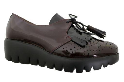 schoen van  wonders artikel: C3384 CHAROL CEREZA