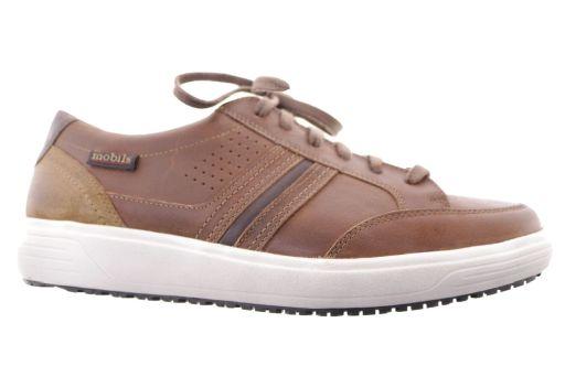 schoen van  MEPHISTO artikel: p5122219 vivaldo hazelnut