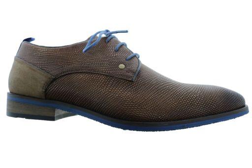 schoen van  australian artikel: 15134401T07 TAN BLUE