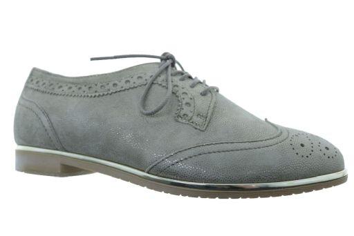 schoen van  softwaves artikel: 73501 pontini kaki
