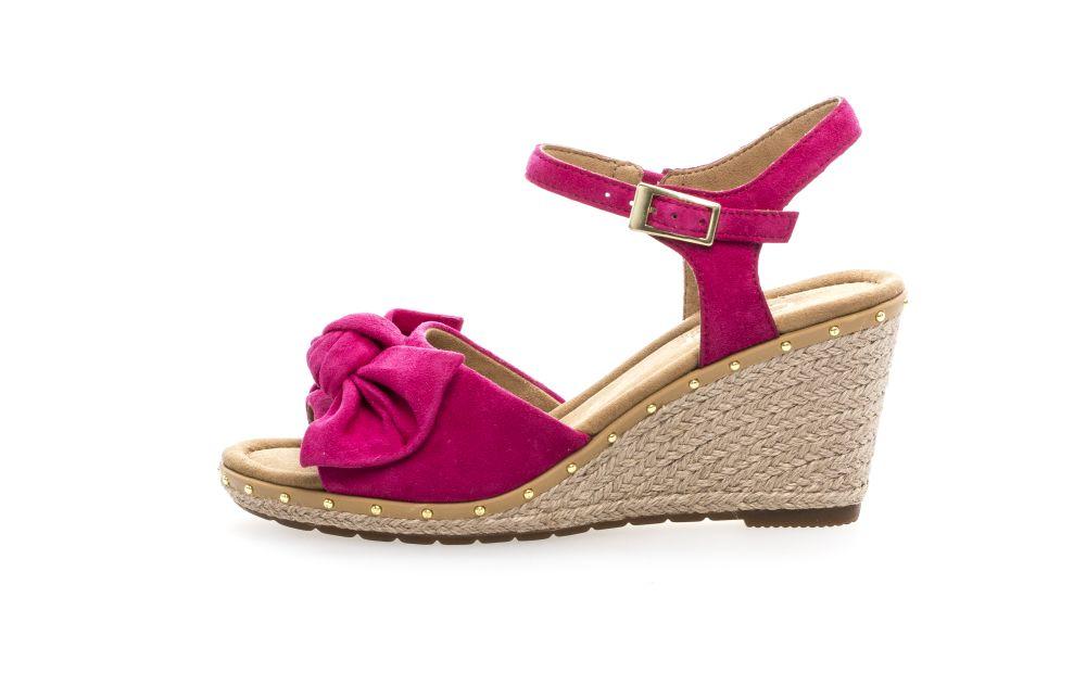 sandaal van  GABOR artikel: 8282221 pink G