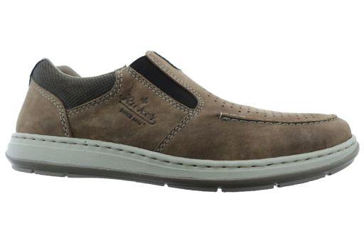 schoen van  rieker artikel: 1736724 brown