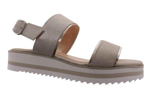 schoen van  softwaves artikel: 74610creme creme platino
