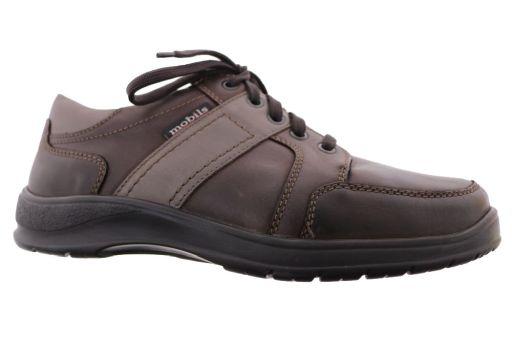 schoen van  MEPHISTO artikel: p5104628 edward dark brown