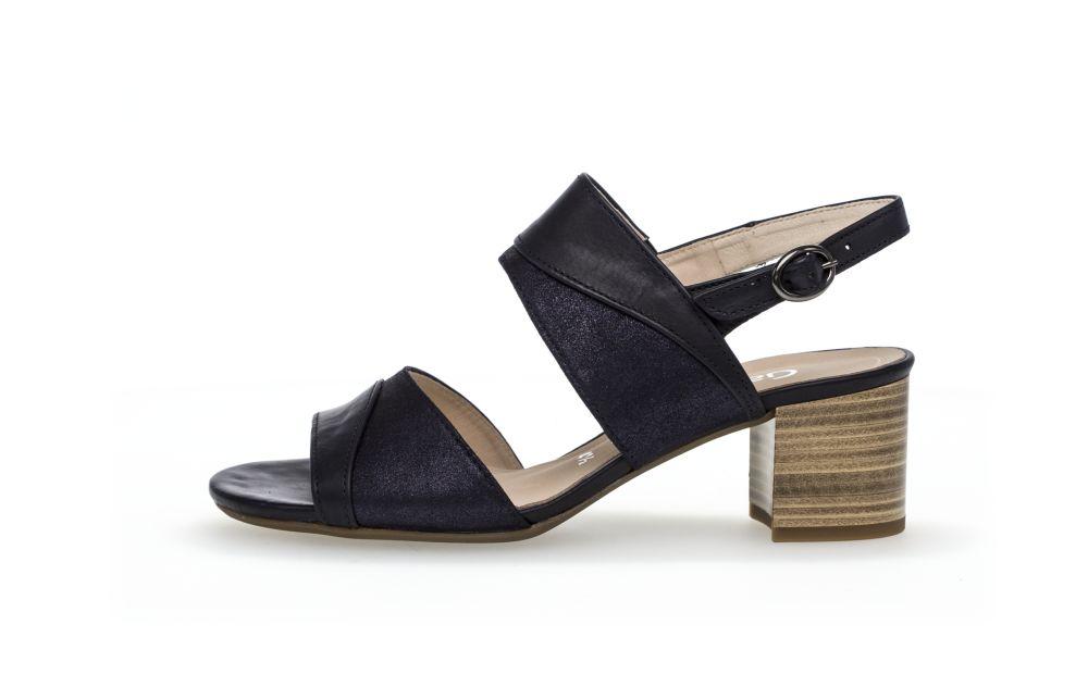 sandaal van  GABOR artikel: 8292356 midnight blu G