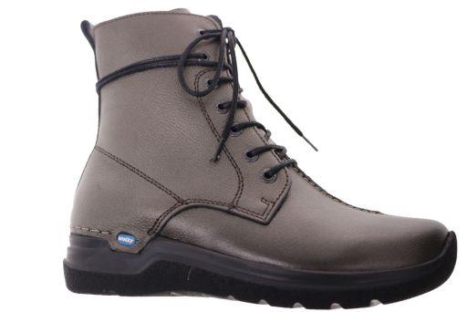 hoge schoen van  wolky artikel: 660181230 bronze