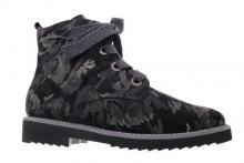 hoge schoen van  softwaves artikel: 76110Nblack black